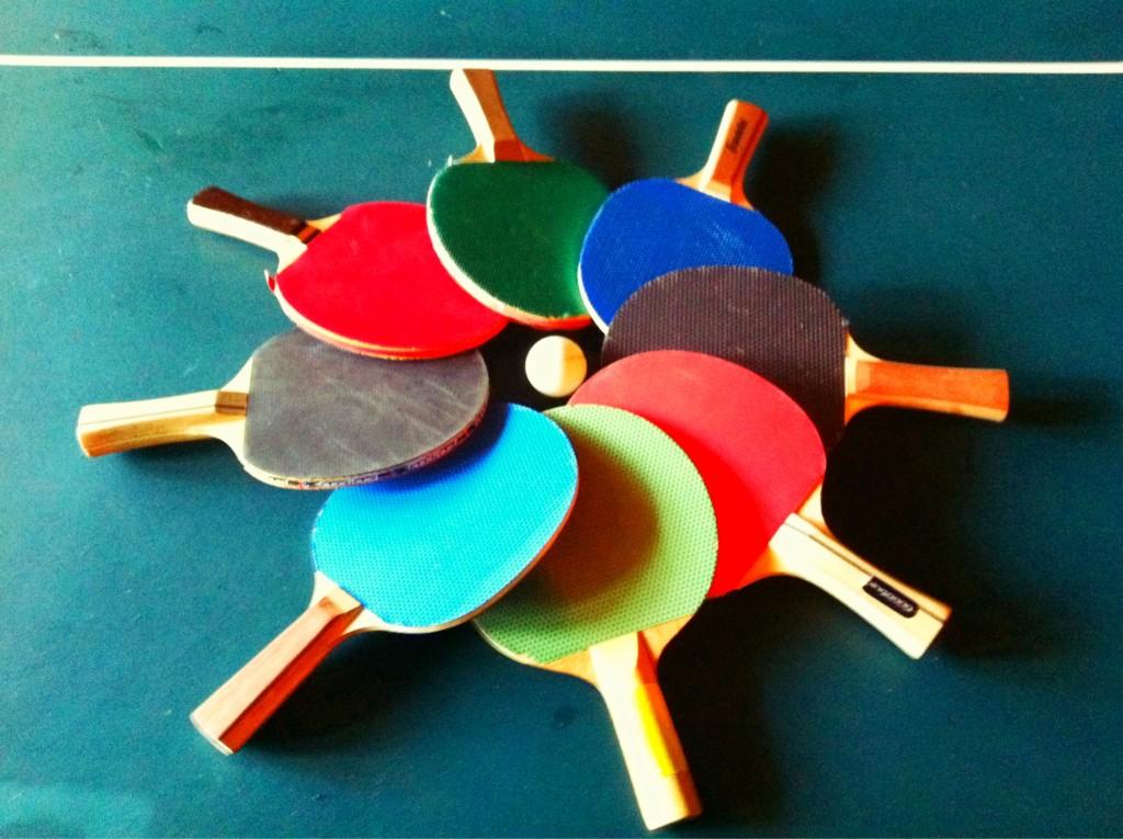 Ping Pong Table Tennis