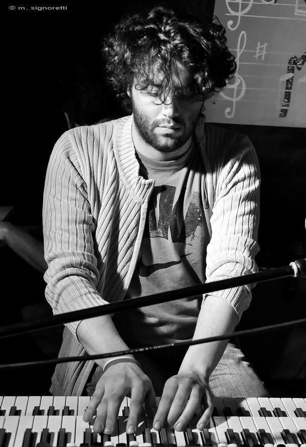 pianista che suona