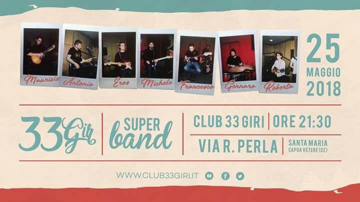 associazione culturale club 33 giri