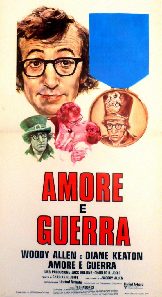 Il film di stasera: Amore e guerra (1975)