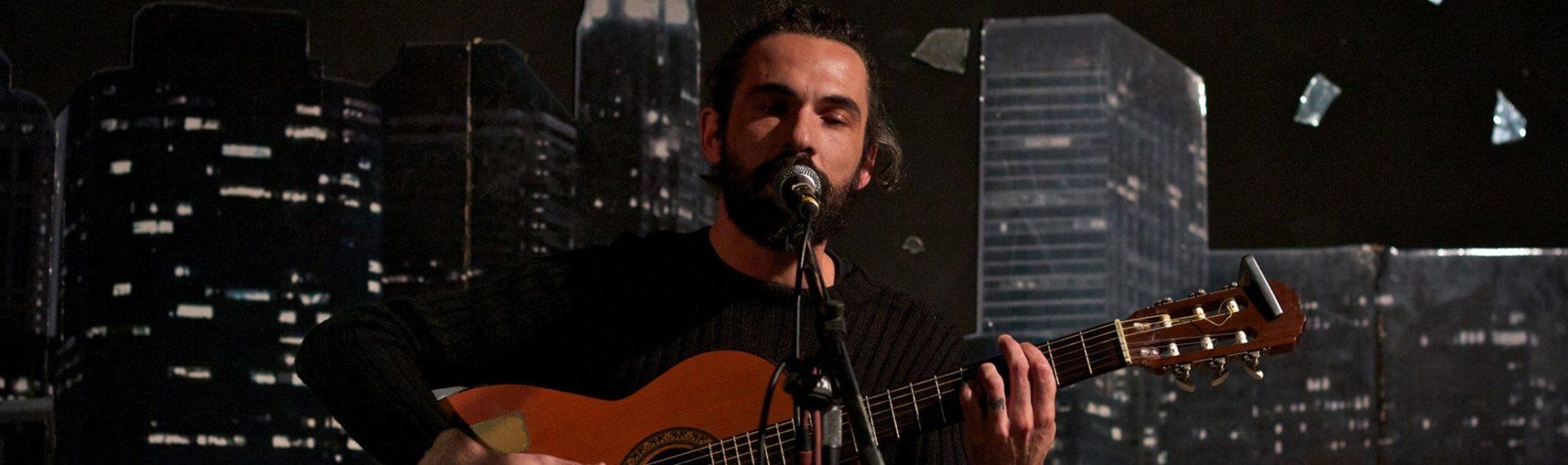 Joseph Foll live al Club 33 Giri: in apertura Ivo Mancino