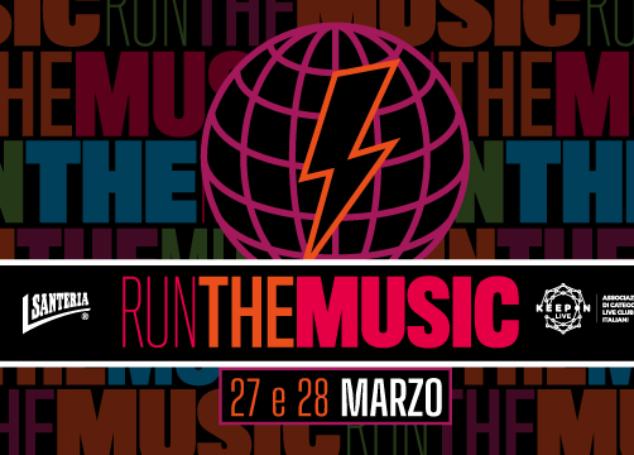 Run the Music: corri, ascolta e sostieni i luoghi della musica in Italia