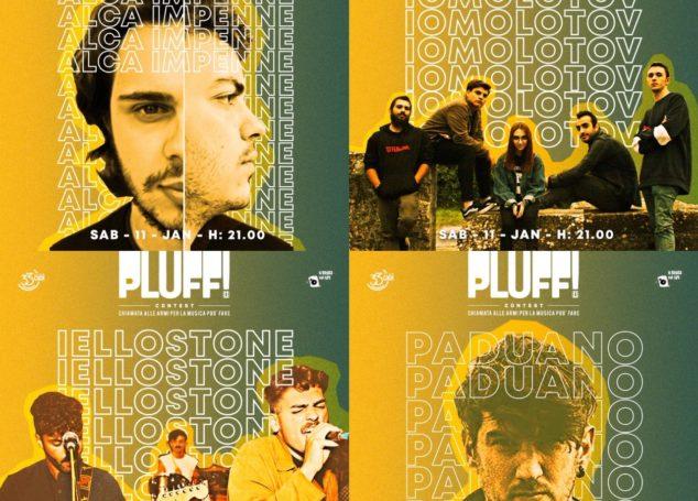 Prima semifinale live Pluff!Contest 2020
