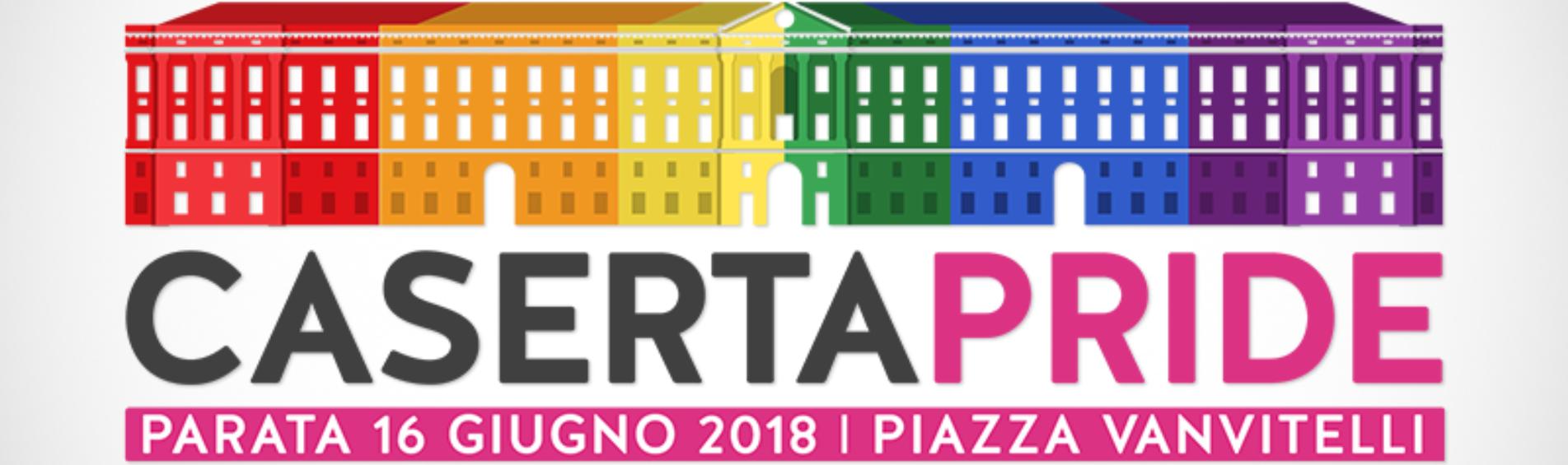 Caserta Pride 2018: l'associazione culturale Club 33 Giri aderisce