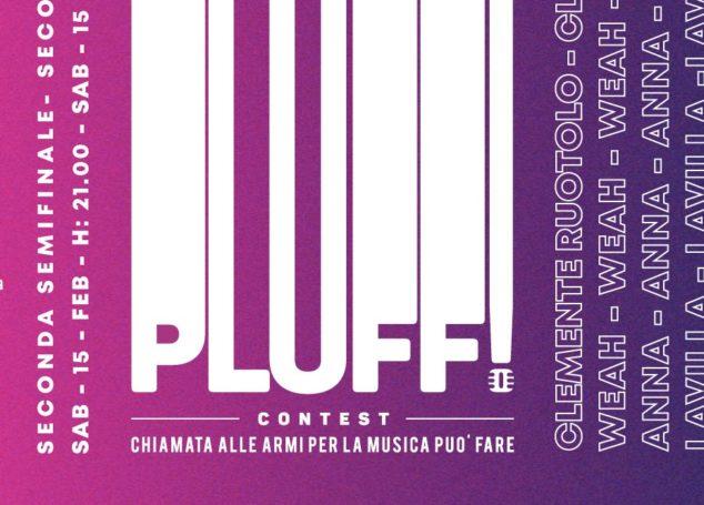 Pluff!Contest 2020: seconda semifinale live
