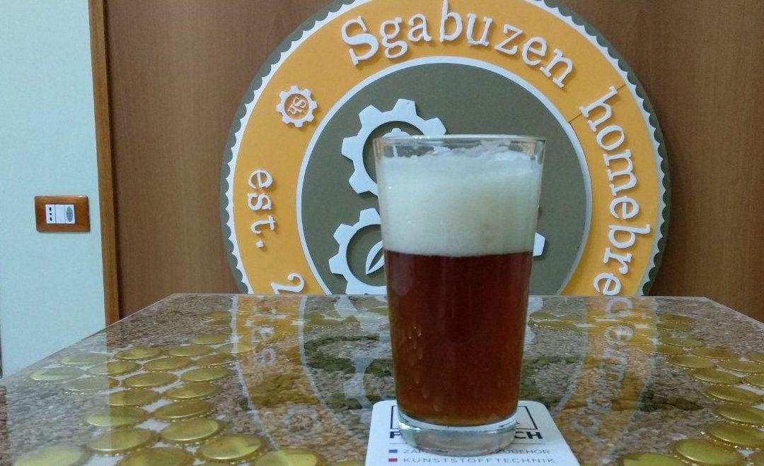 Bccale di birra bionda