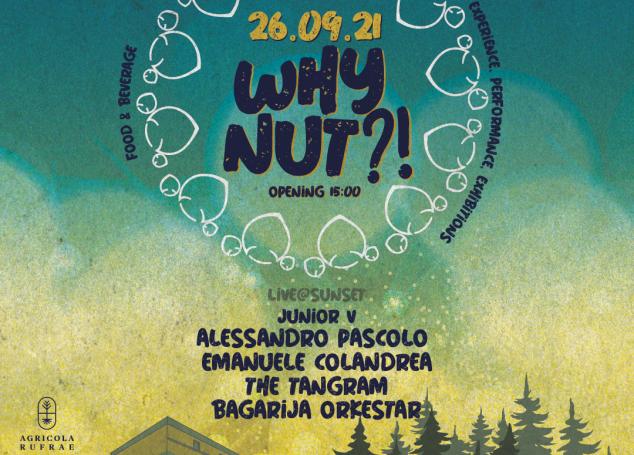 Why Nut?! Festival a Presenzano (CE)
